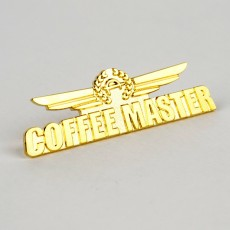 COFFEE MASTER 뱃지