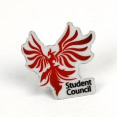 알루미늄뱃지 Student council