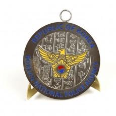 경찰 메달