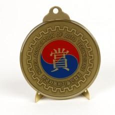 한국자동차기술인협회 메달
